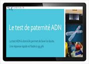 Vidéo Test Paternité 3́